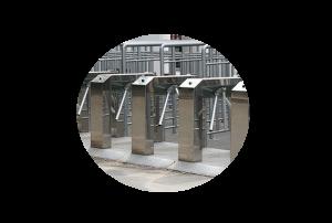turnstile-controle-acces